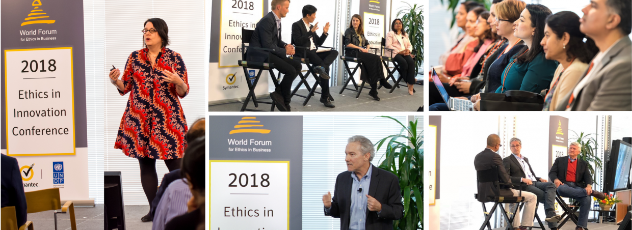 Ethics in Innovation conference, April 12 2018, Silicon Valley, U.S.